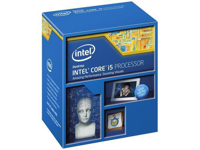 Intel i5 4670K.Foto: Intel