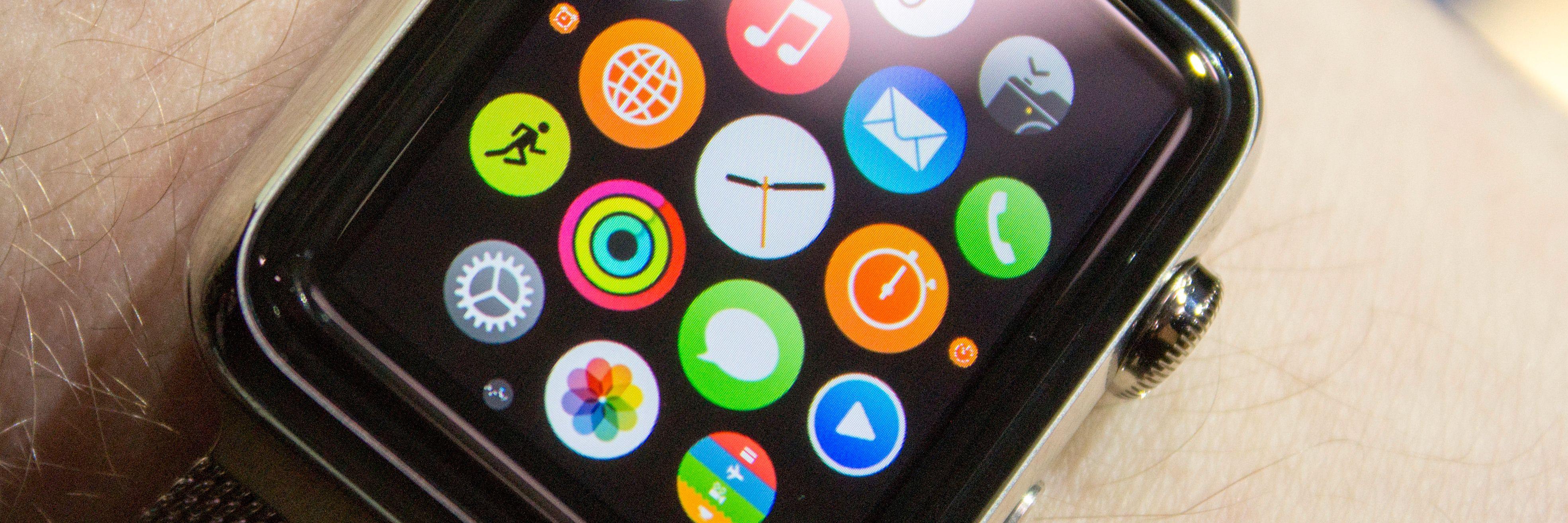 Apple Watch har Force Touch - får nye iPhone det samme? Foto: Finn Jarle Kvalheim, Tek.no