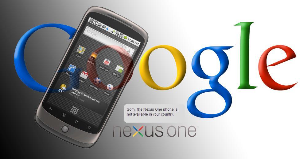 Alt om Nexus One