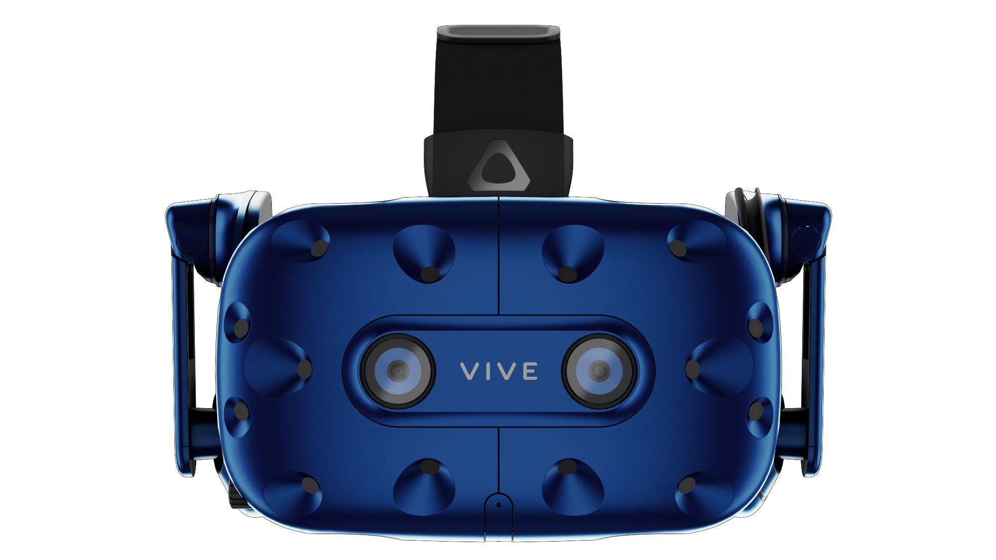 Om opplysningene stemmer har blant andre HTC Vive, her avbildet, en arg konkurrent i vente.