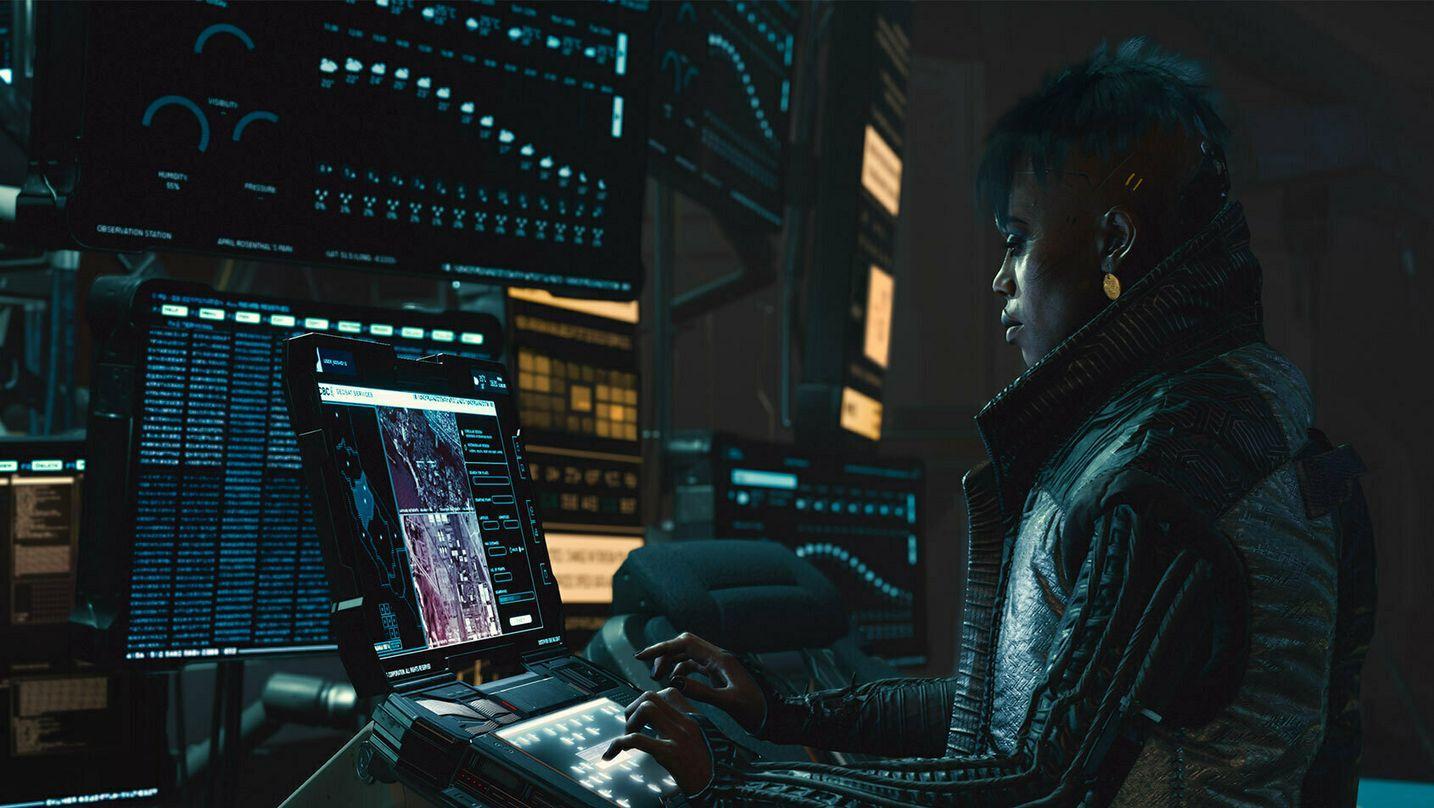 Cyberpunk 2077 får nye feilrettinger.