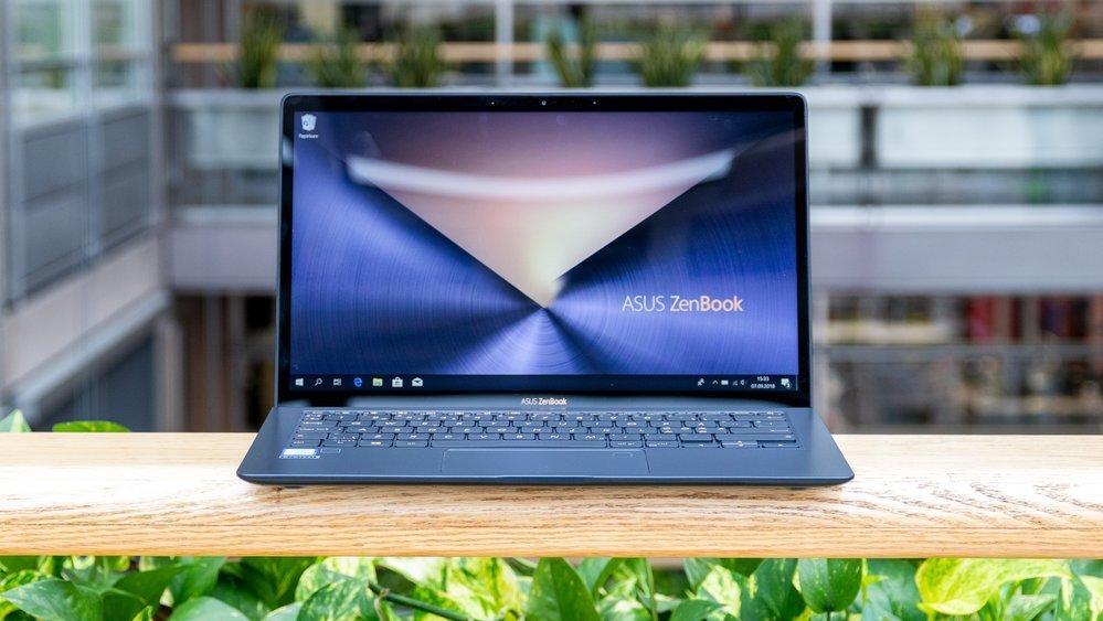 Asus ZenBook er blant de rammede maskinene og bør oppdateres med ny versjon av Live Update.