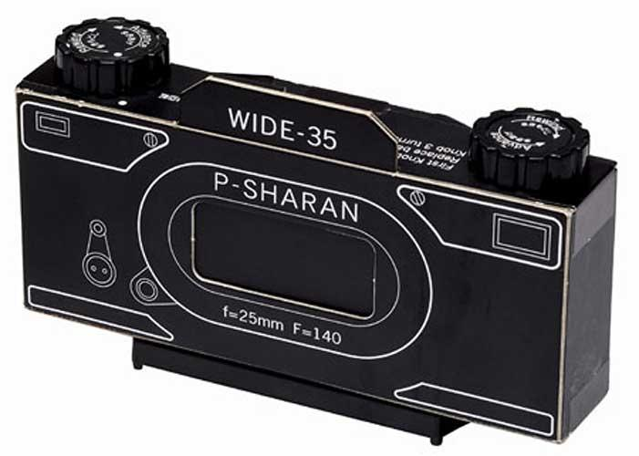 Det eneste du trenger er en boks, et hull og film. Vips har du et pinholekamera!