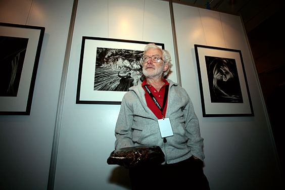 Bruce Barnbaum og noen av bildene hans