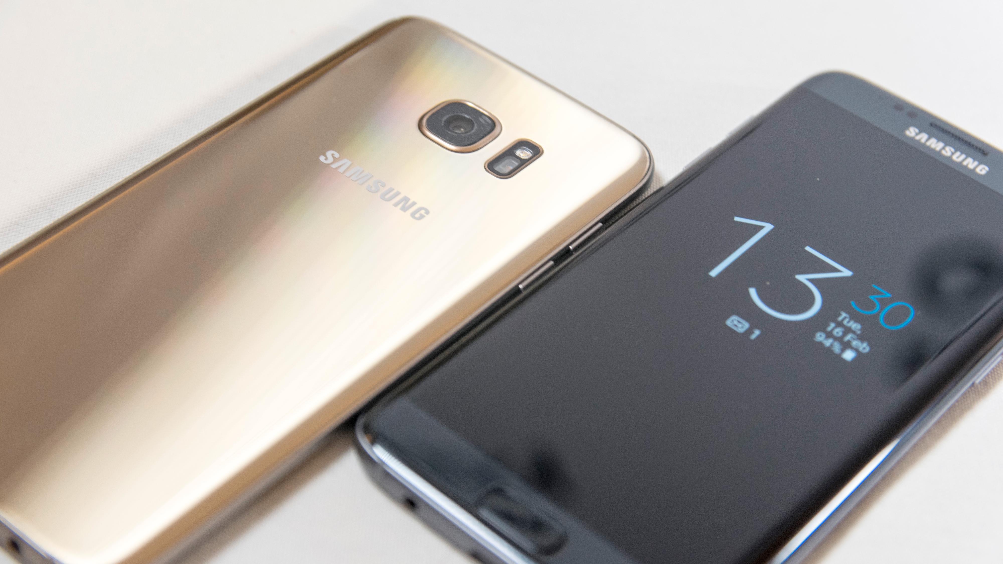 Samsung har solgt bøttevis med S7-telefoner, selv rett i forkant av S8-lanseringen