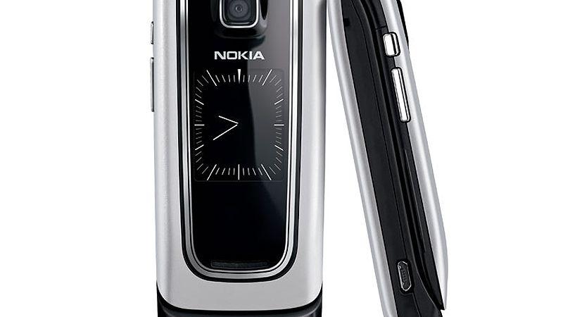 Nå er Nokia 6555 i salg