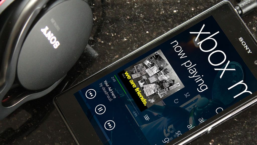 Sony snuser på Windows Phone