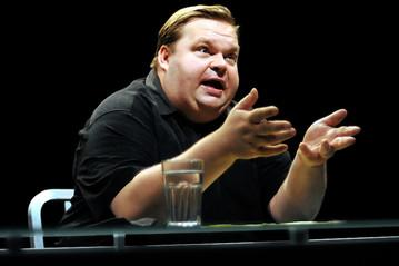 Mike Daisey. Foto: Washington Post/Getty Images