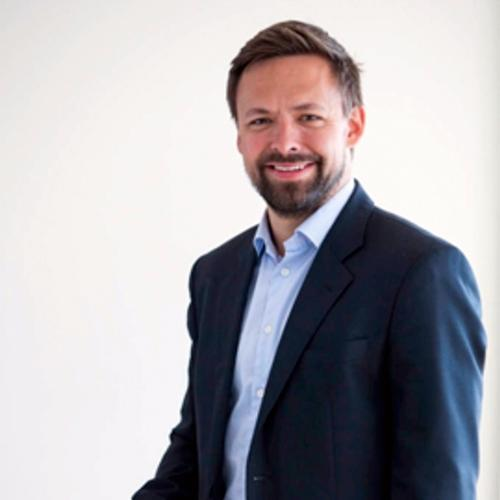 Knut Anders Wangen, sjef for MobilePay Norge.
