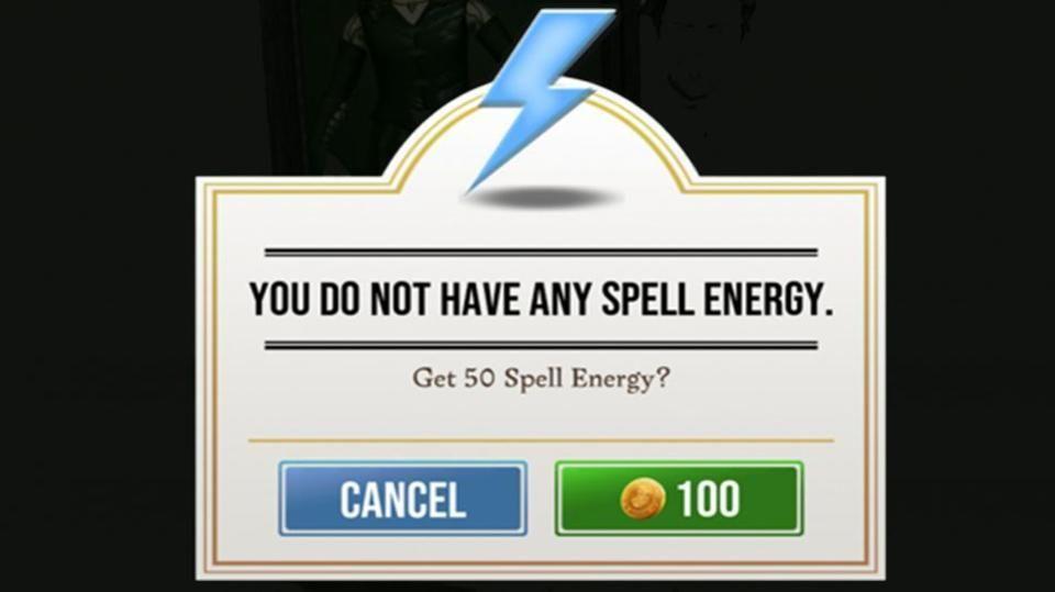 Går du tom for energi er det ikke veldig mye du får gjort i spillet. Heldigvis er det ikke så vanskelig å få mer.