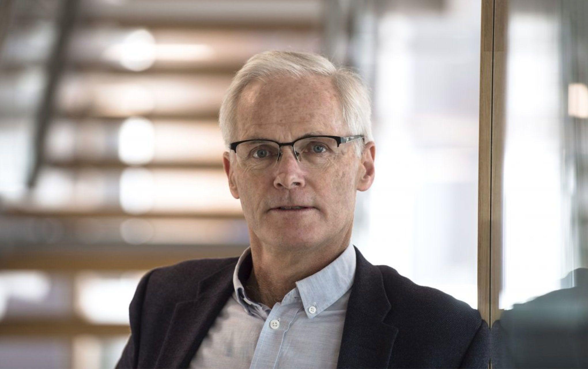 Lars Sørgård, konkurransedirektør i konkurransetilsynet, sier Facebooks bruk av data er et globalt problem.