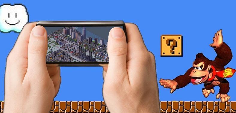 Helg - Spill: Android, IOS og Bada