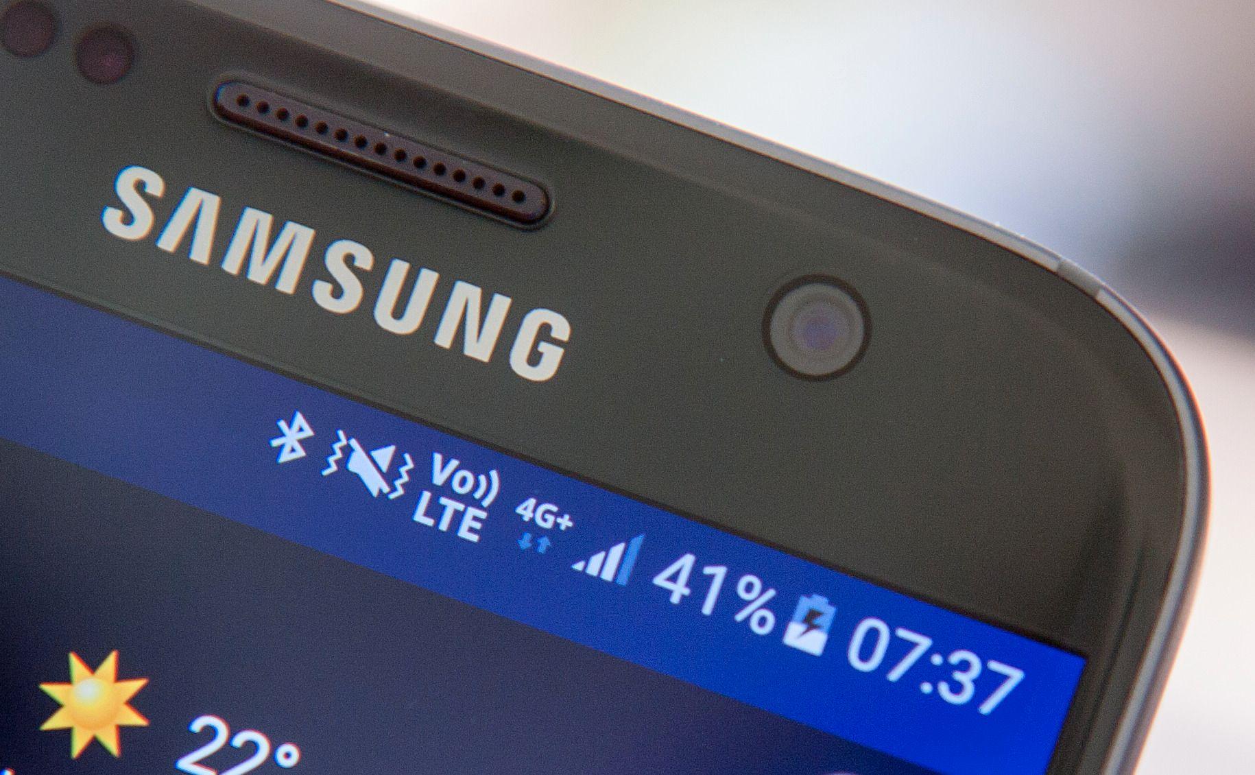 Tre av fire streker på en Samsung-mobil betyr ikke nødvendigvis det samme som tre av fire streker på en mobil av annet merke.