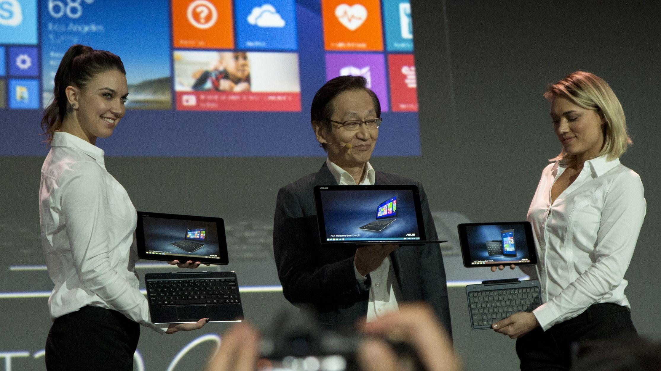 Asus' nye bærbare PC er syltynn og lydløs