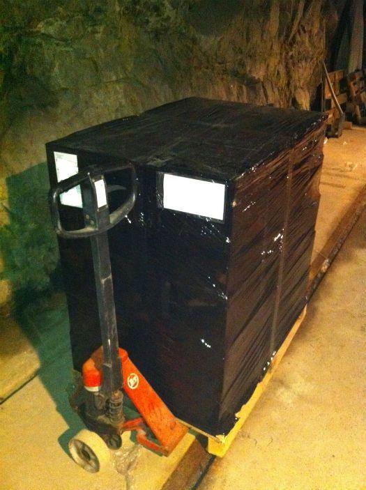 Nye servere har ankommet The Pirate Bay-grotten.