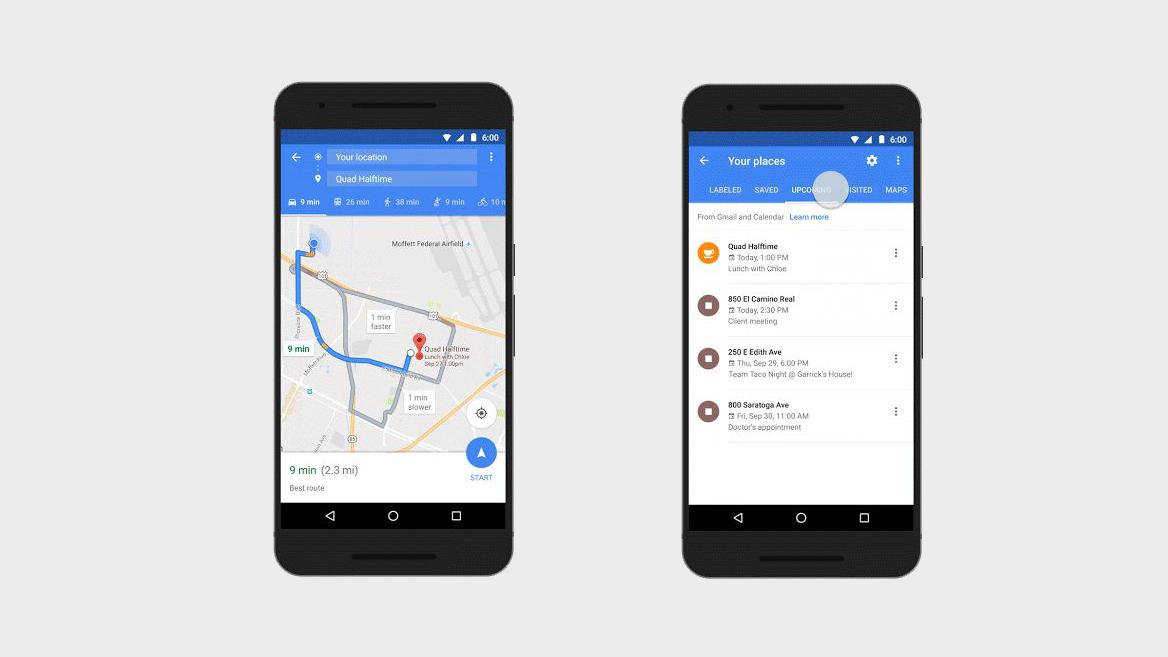 Google Maps har fått en smart ny funksjon