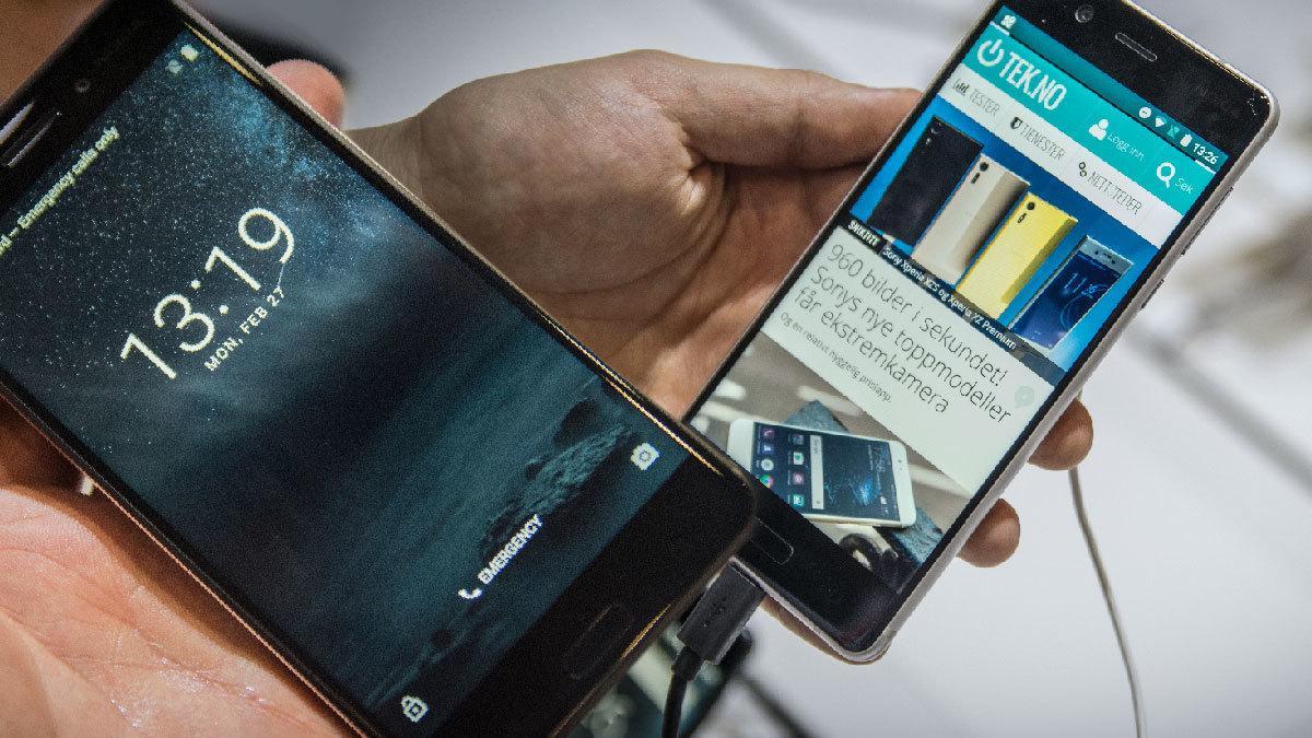 Nokia 5 og Nokia 6 har mye til felles.