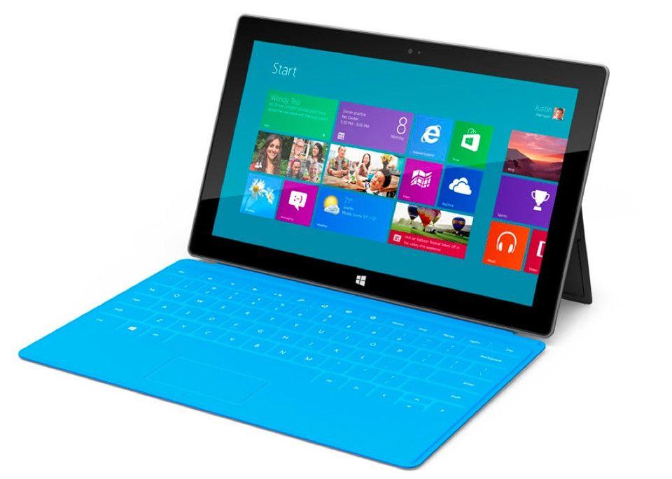 Windows RT er laget for ARM-baserte maskiner, med svakere maskinvare.Foto: Microsoft