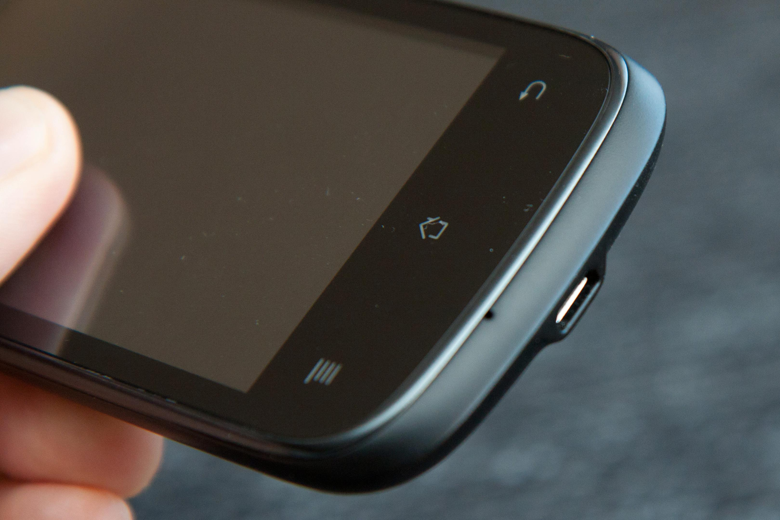 Huawei Y201 Pro.Foto: Kurt Lekanger, Amobil.no