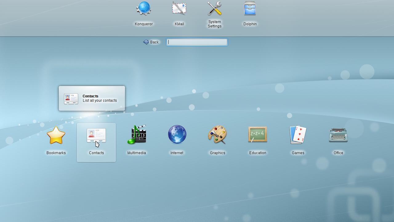 KDE 4.5 lanseres