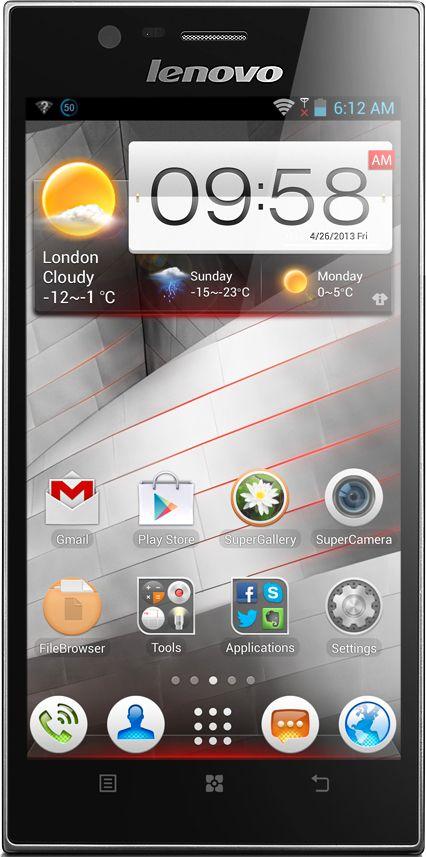 80 prosent av mobiltelefonene Lenovo selger, selges i Kina.Foto: Lenovo