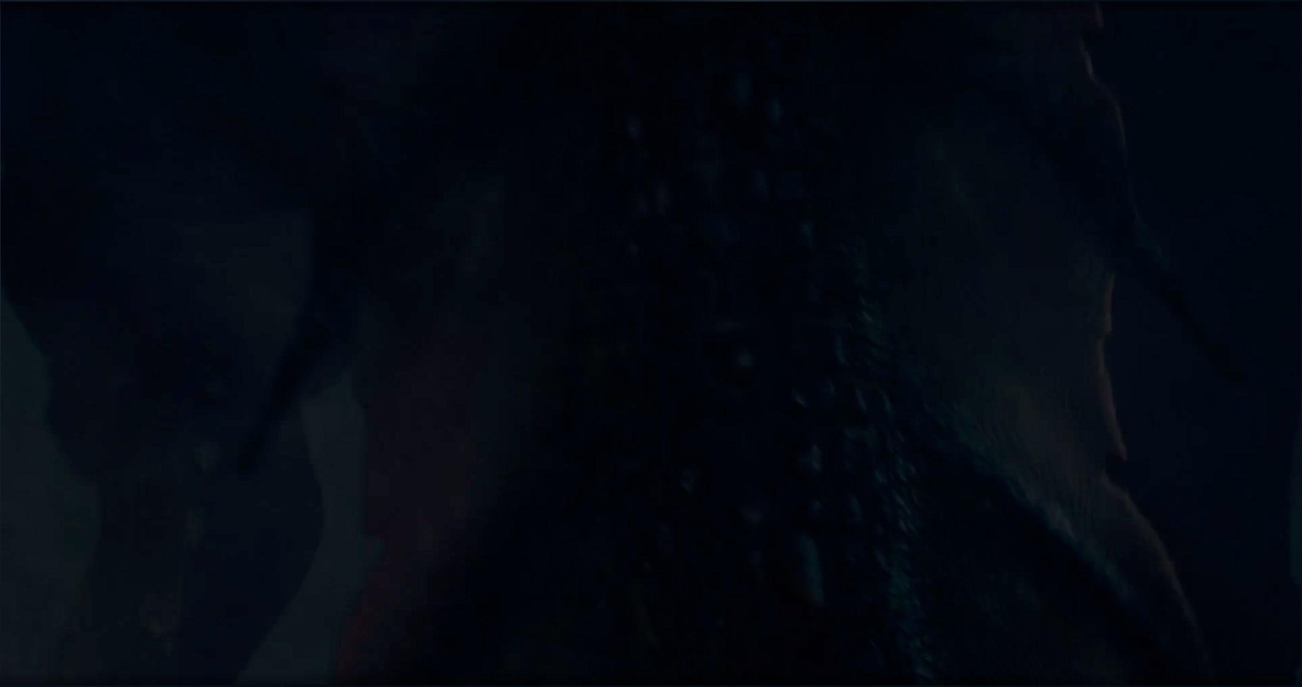 Skjermbilde fra Game of Thrones. Spesielt siste sesong fikk mye kritikk for å ha mange scener i mørket hvor man så vidt kunne se hva som skjedde. Her fra en kampscene i episode tre.