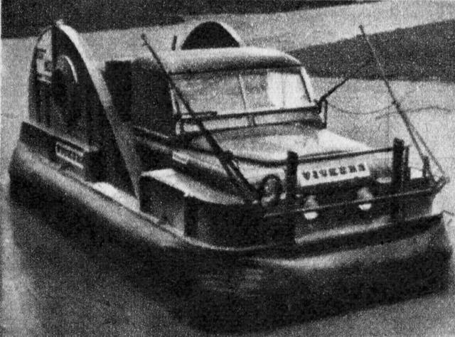En modifisert Land Rover-truck for bønder, laget av Vickers.