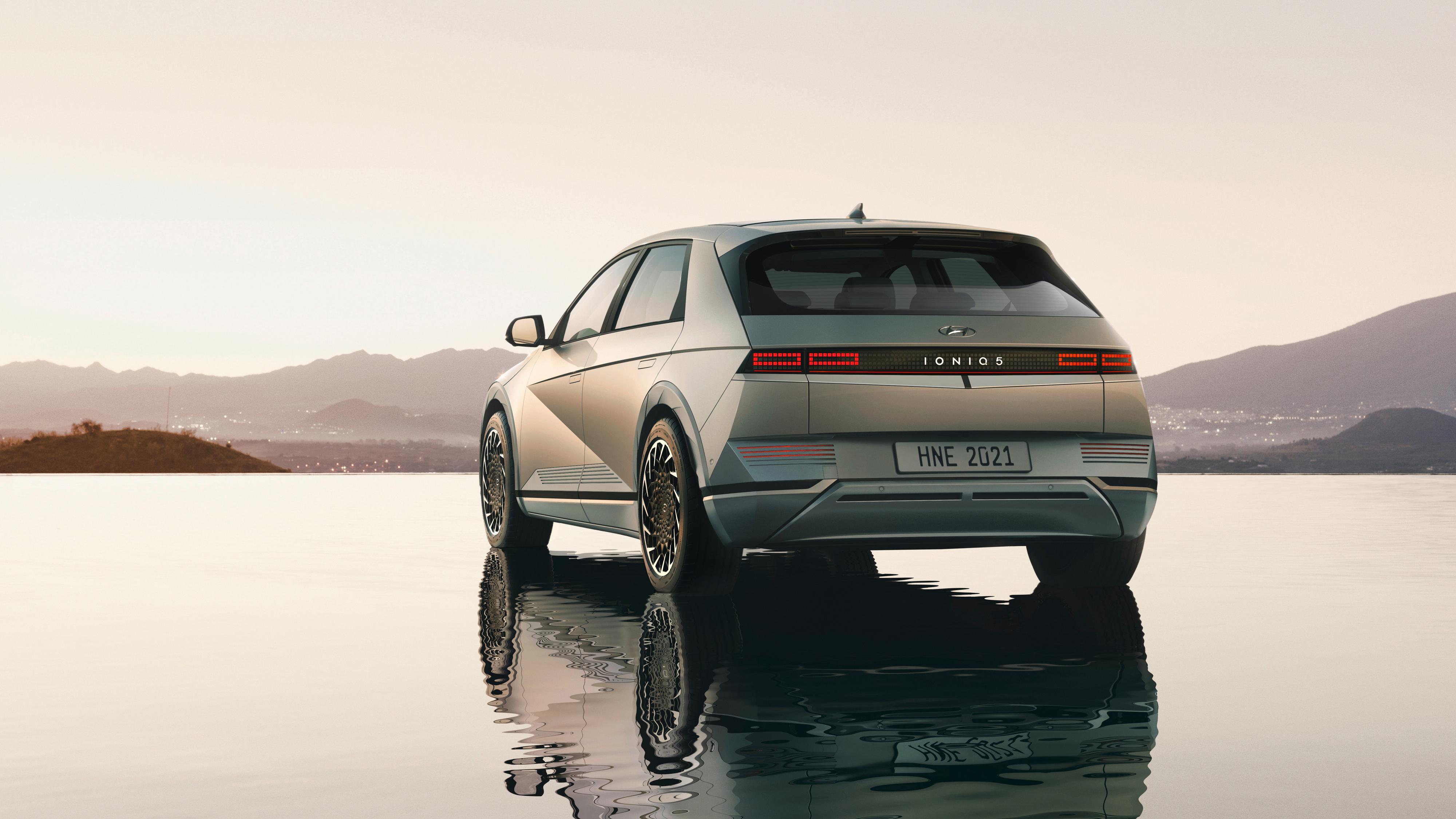 Hyundai har problemer med Ioniq 5-salget
