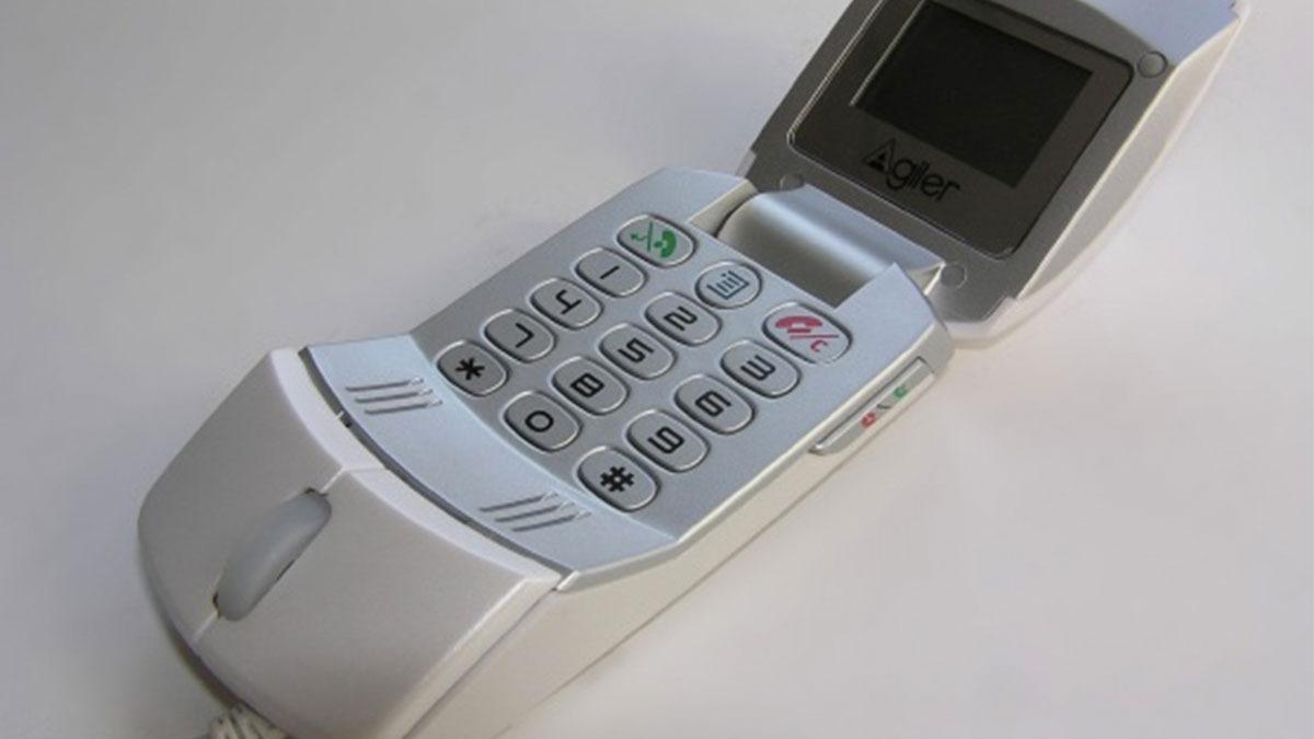Agiler ASG-142 Mousefone