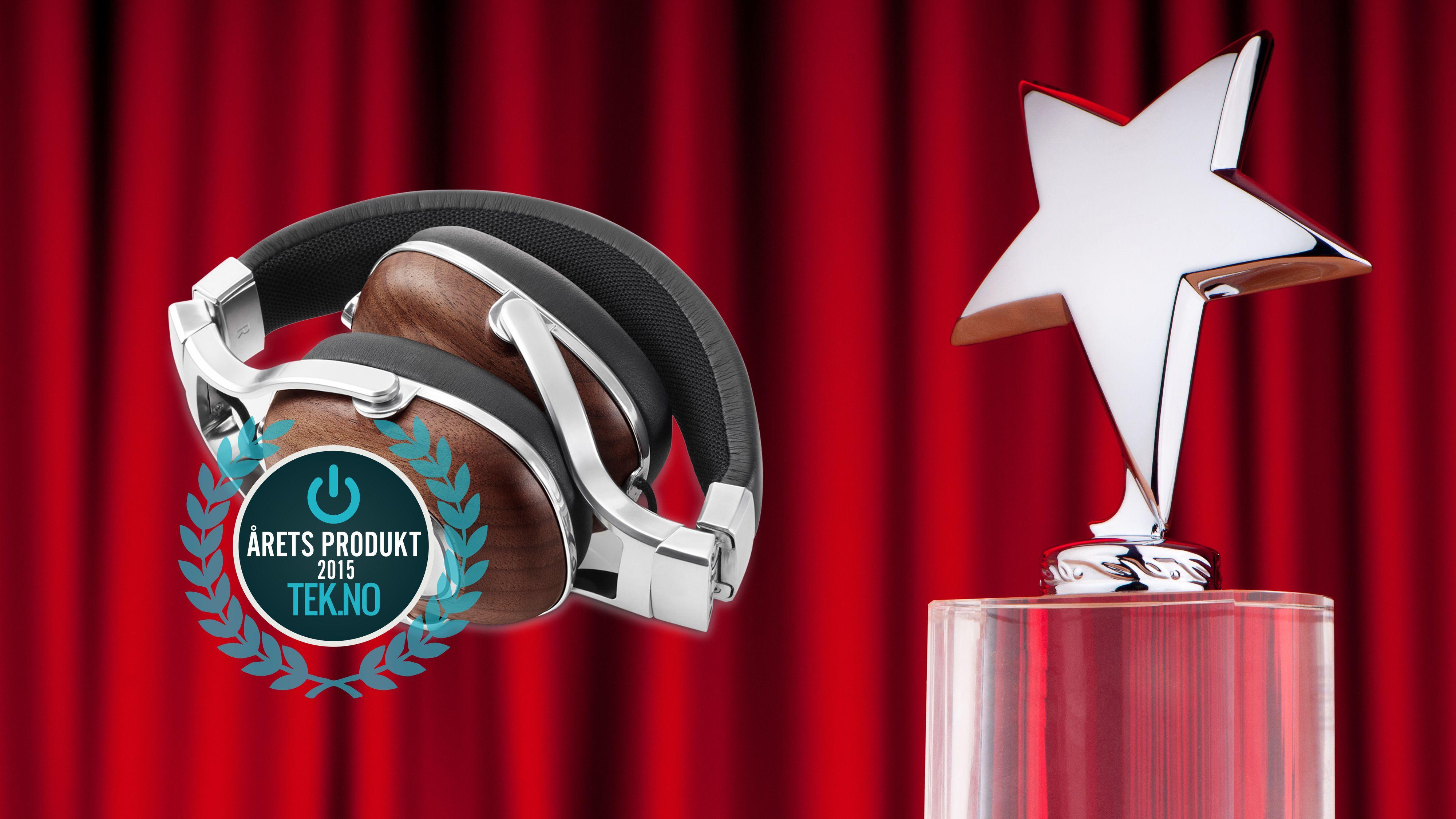 Årets lyd- og bildeprodukter