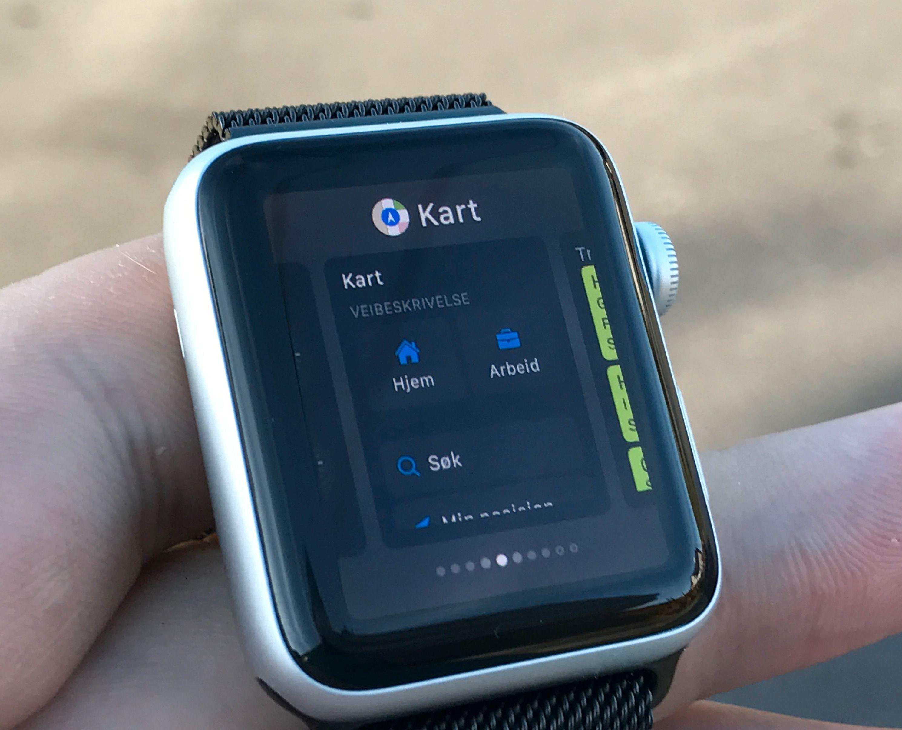 Dokken som holder styr på appene du bruker mest er et utmerket tillegg i WatchOS 3.