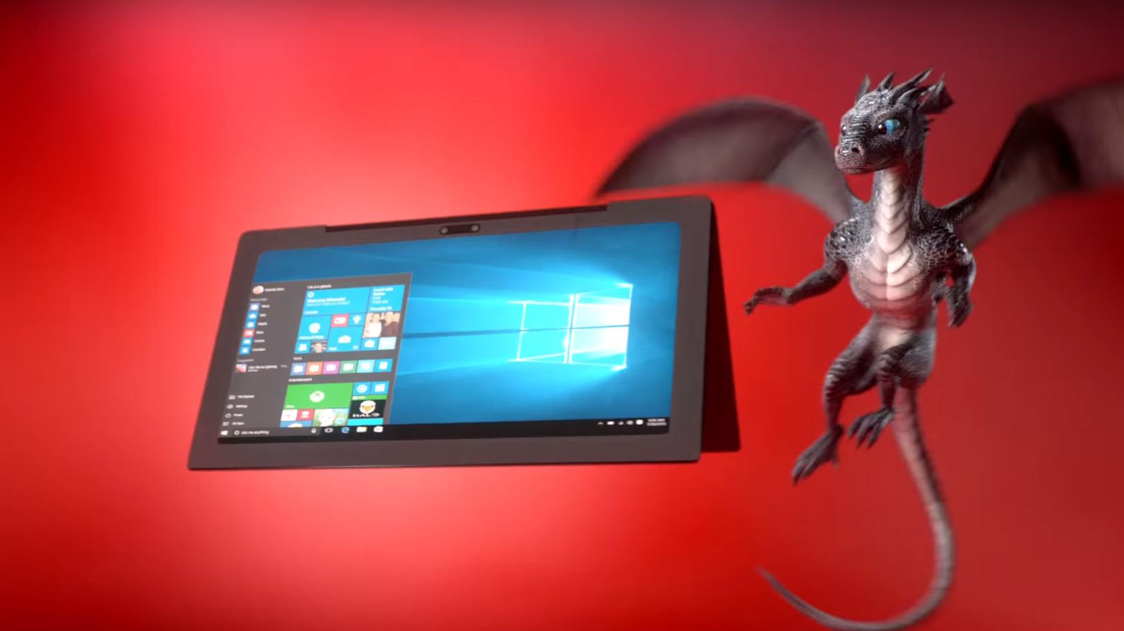 Snart dukker Snapdragon 835 opp i Windows 10-PC-er