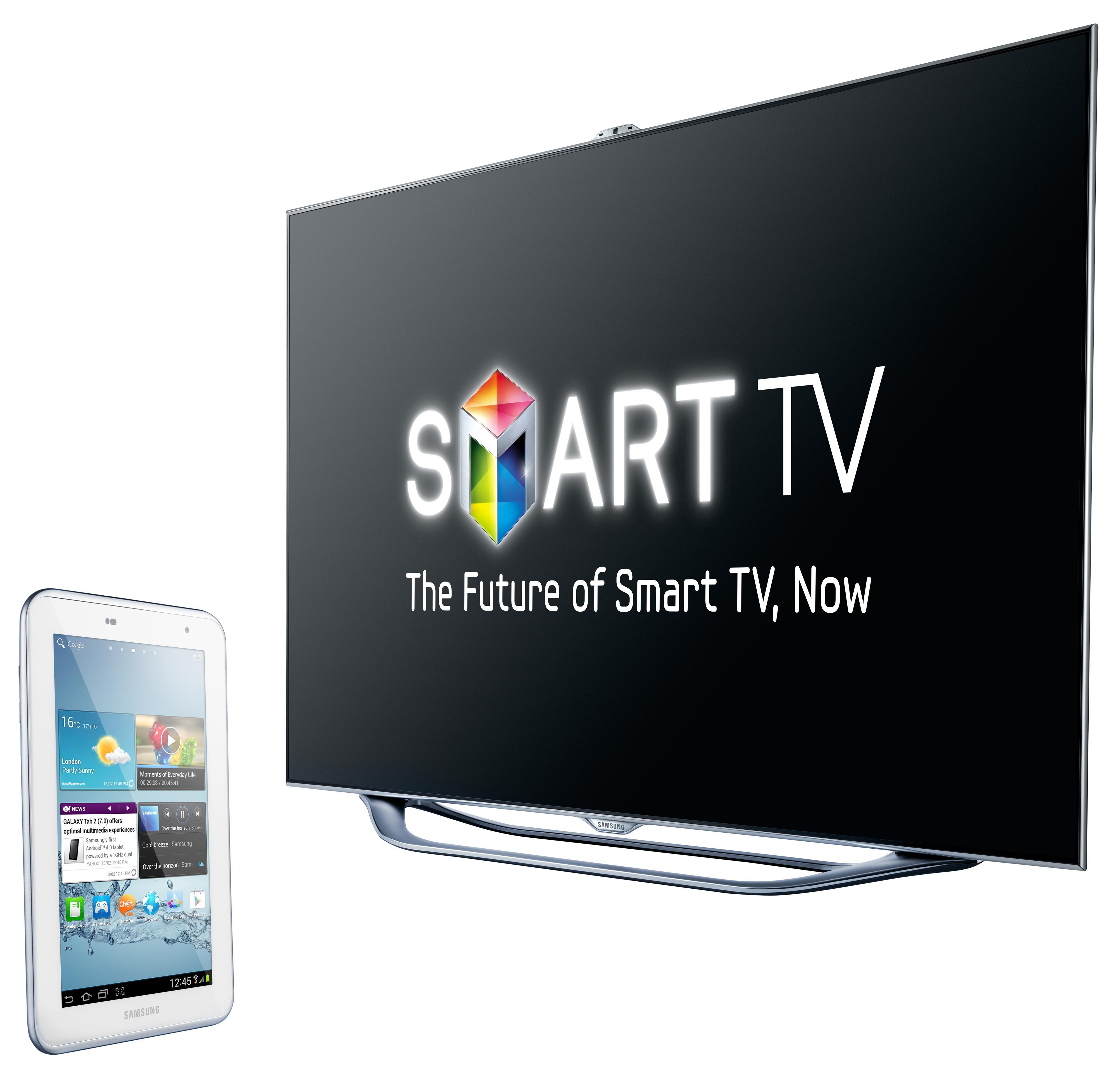 Det kan også tenkes at Samsung ønsker å bringe mobiltelefonene enda nærmere smart-TV-ene som har bevegelsesstyring alt i dag.Foto: Samsung|