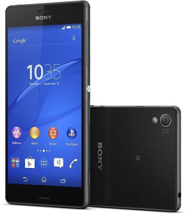 Sony Xperia Z3.Foto: Sony