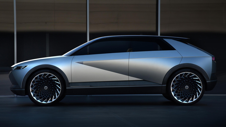 Kan bli en av årets mest spennende elbiler: Dette vet vi om Hyundais Ioniq 5