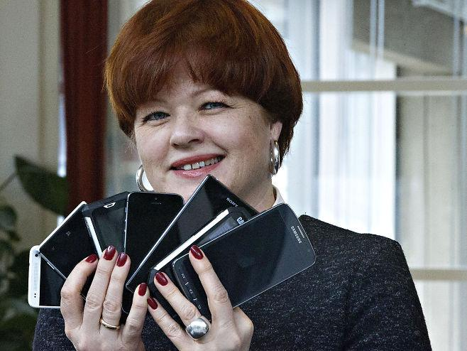 PÅ FORBRUKERENS SIDE: Helene Falch.Foto: Roger Neumann, VG