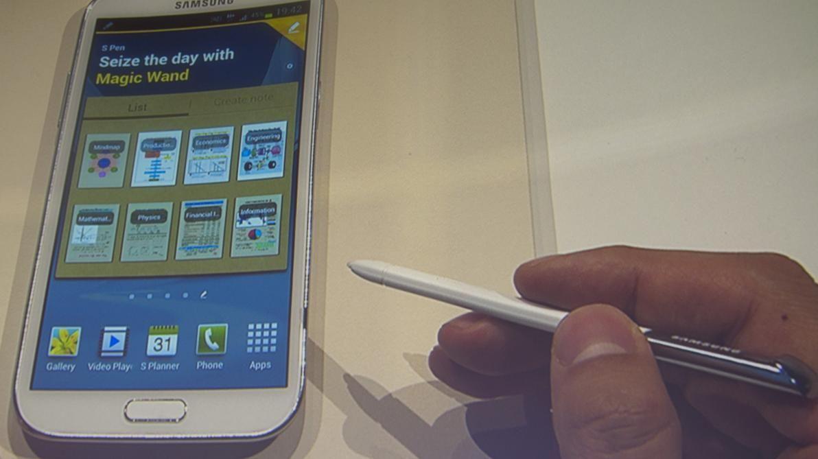 Slik er Samsung Galaxy Note II