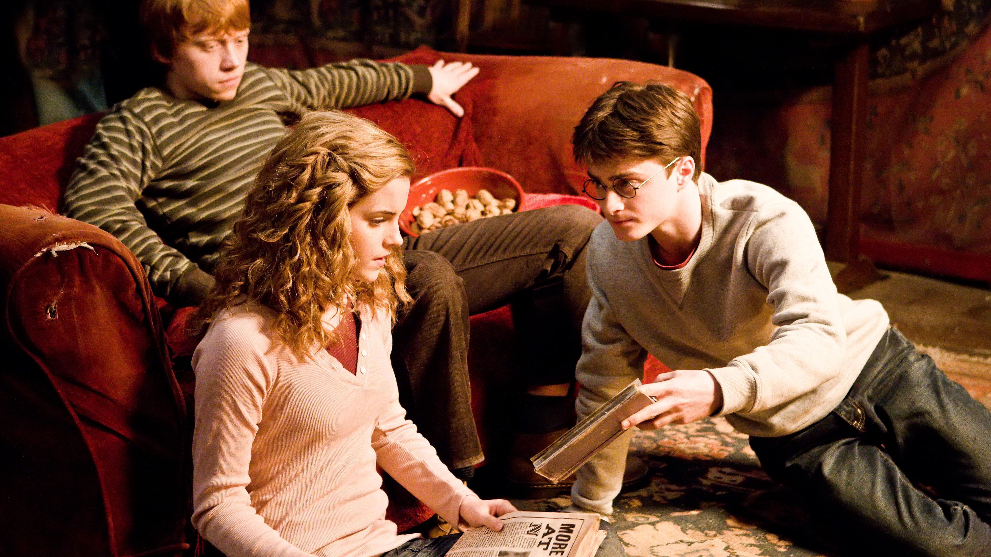 Harry Potter er utsatt