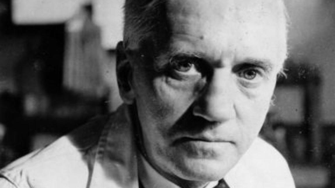 Alexander Fleming oppdaget de ekstremt bakteriedrepende egenskapene til penicillin.