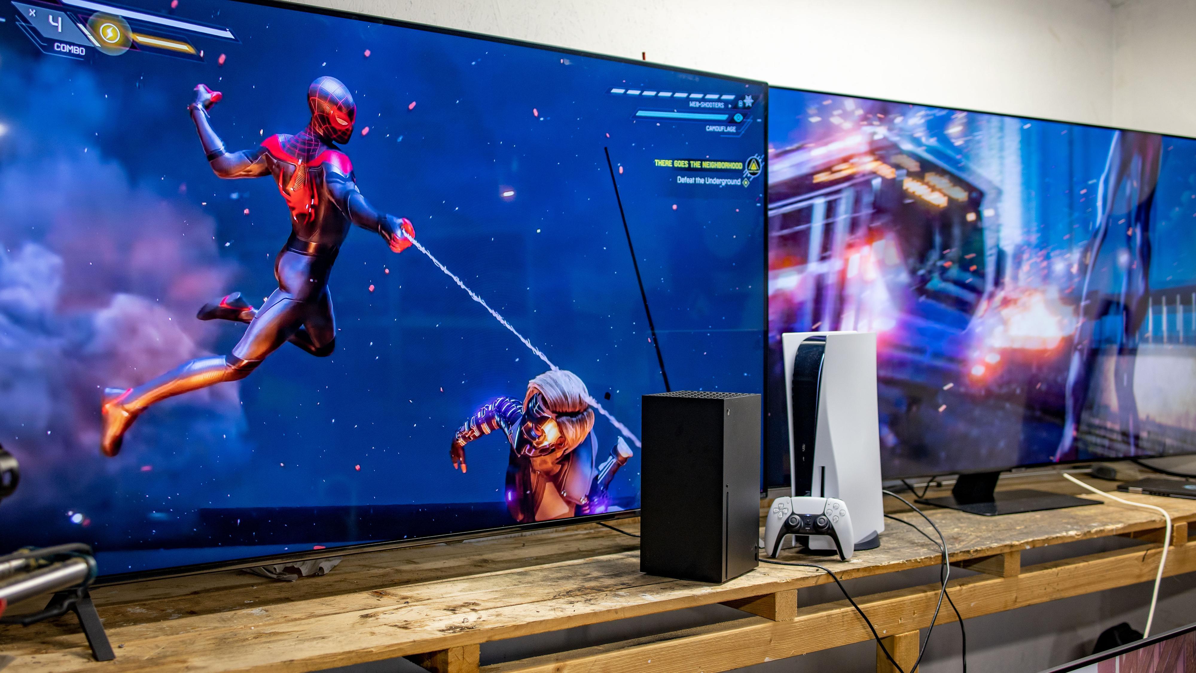 Dette er den beste LCD TV-en å spille PlayStation 5 og Xbox Series X på