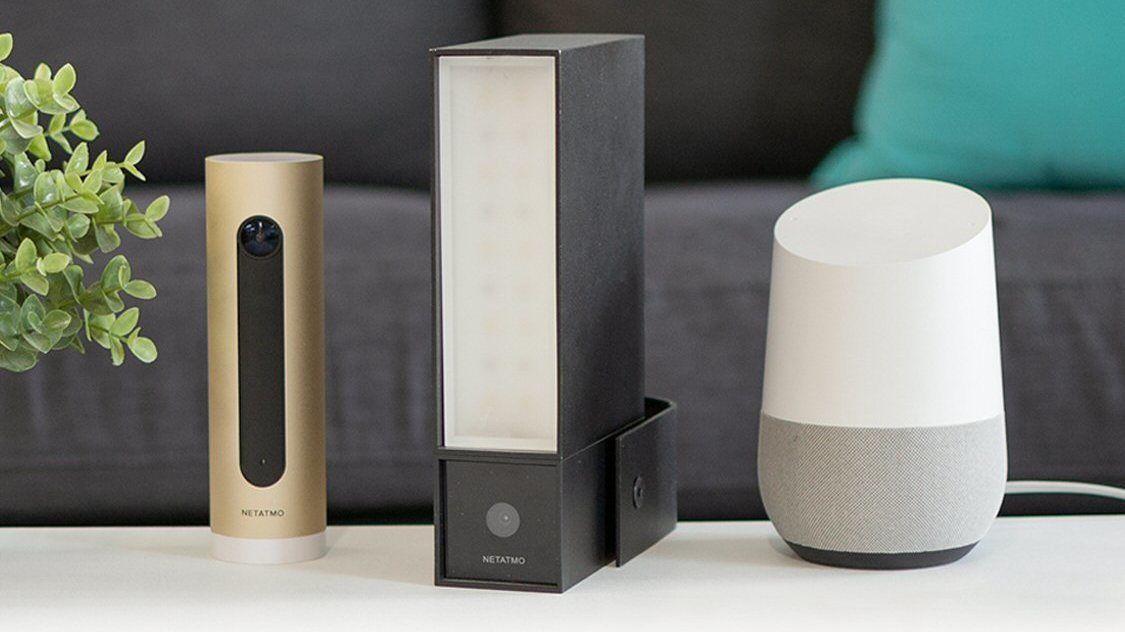 Netatmo legger til Google Home-støtte
