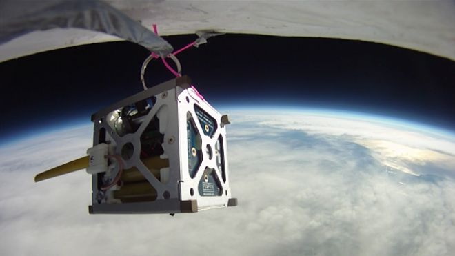NASAs nye satellitter bruker Android-mobiler som hjerne