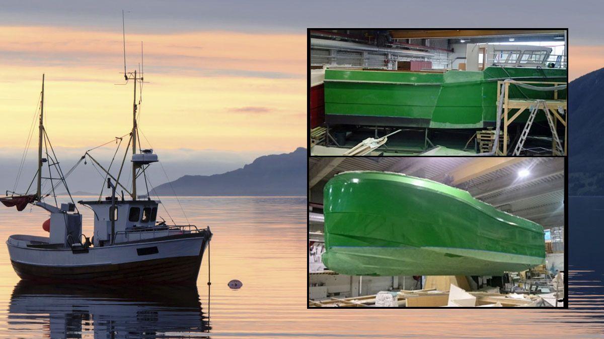 Denne norske båten er ikke som andre båter