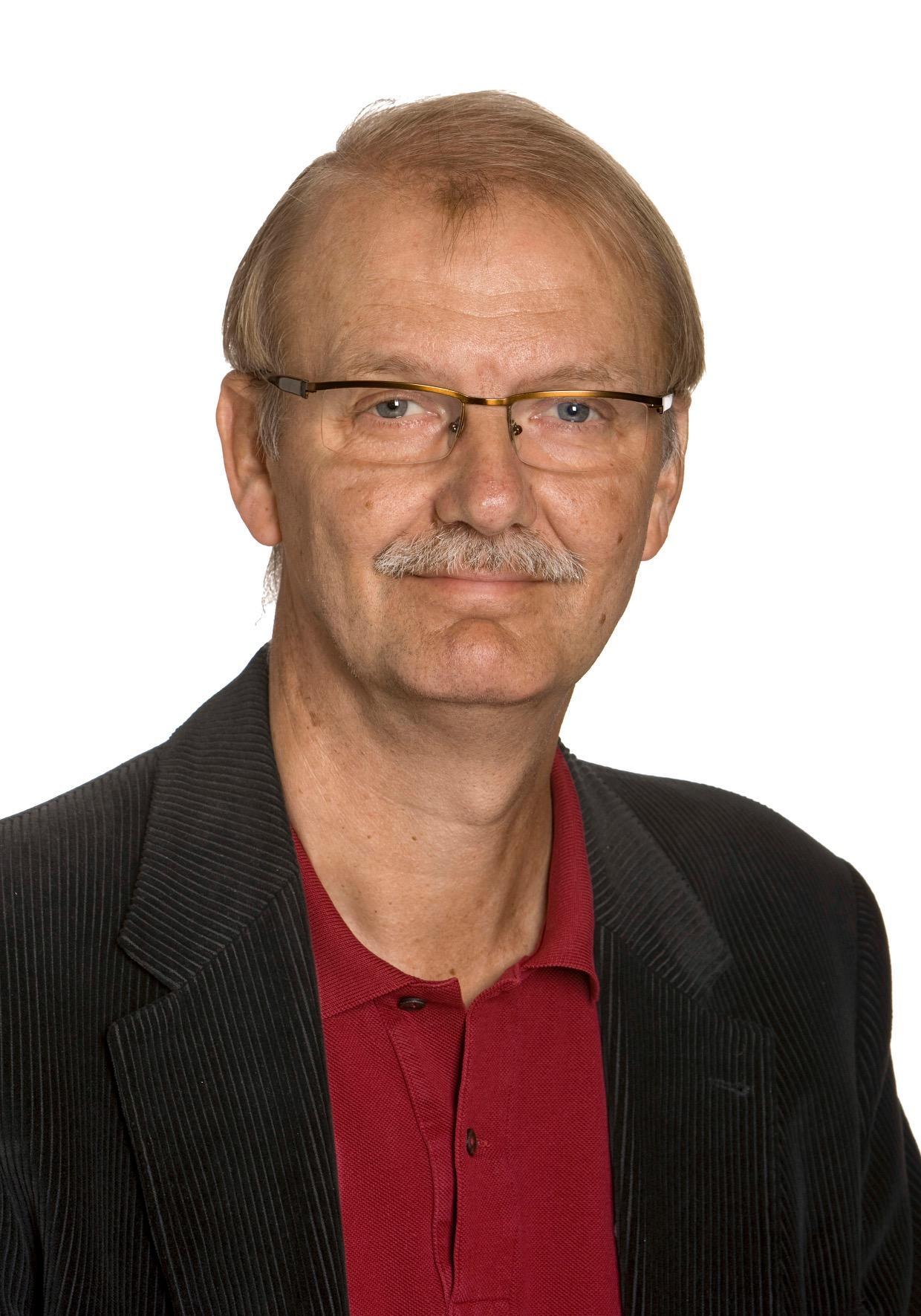 Jan-Erik Damber är seniorprofessor i urologi