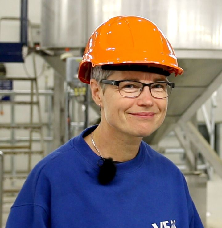Kirsti Grundnes Berg, seniorrådgiver ved VEAS.