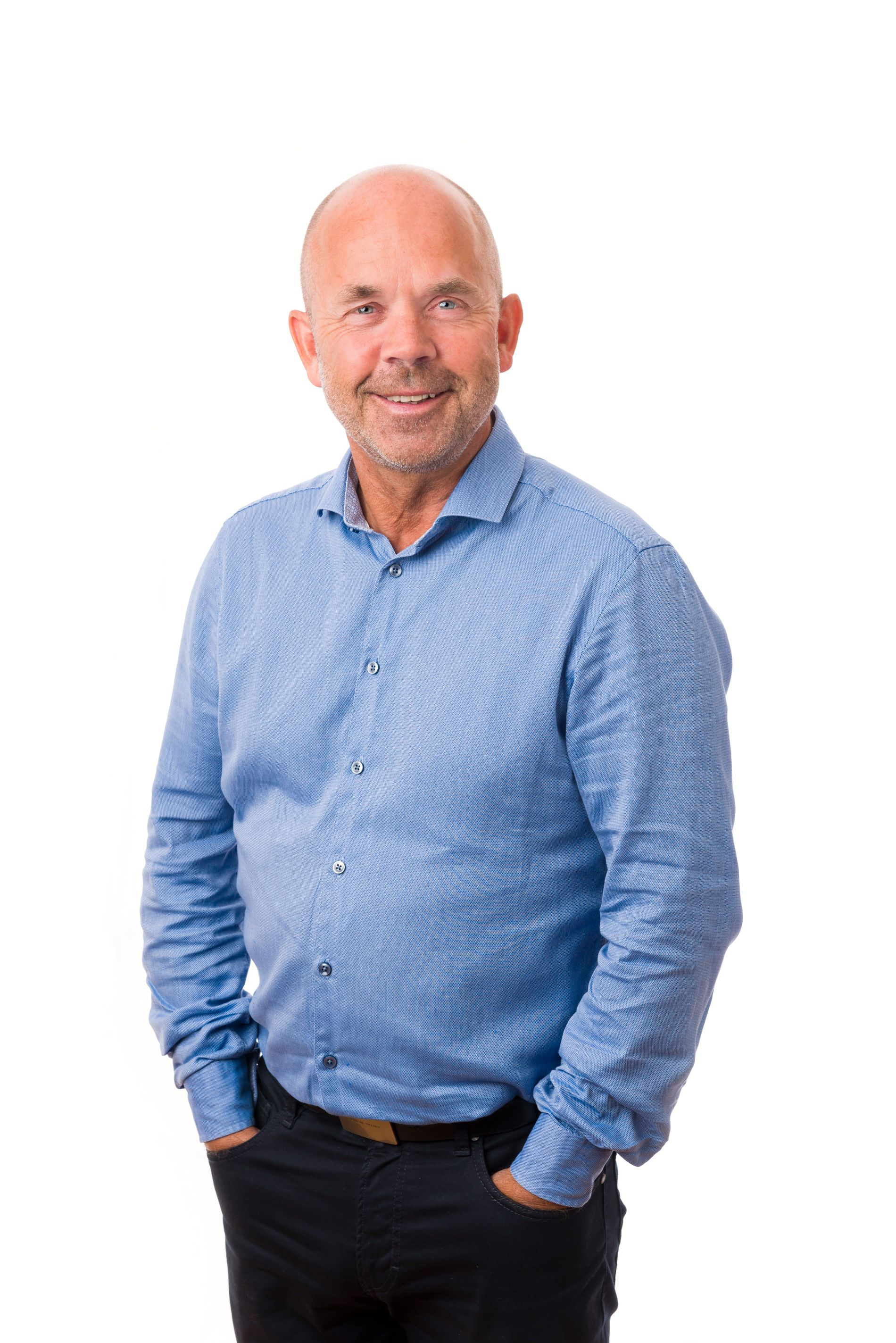 Frode Halvorsen, Regional Bank Manager of Sparebanken Sør in Skien.