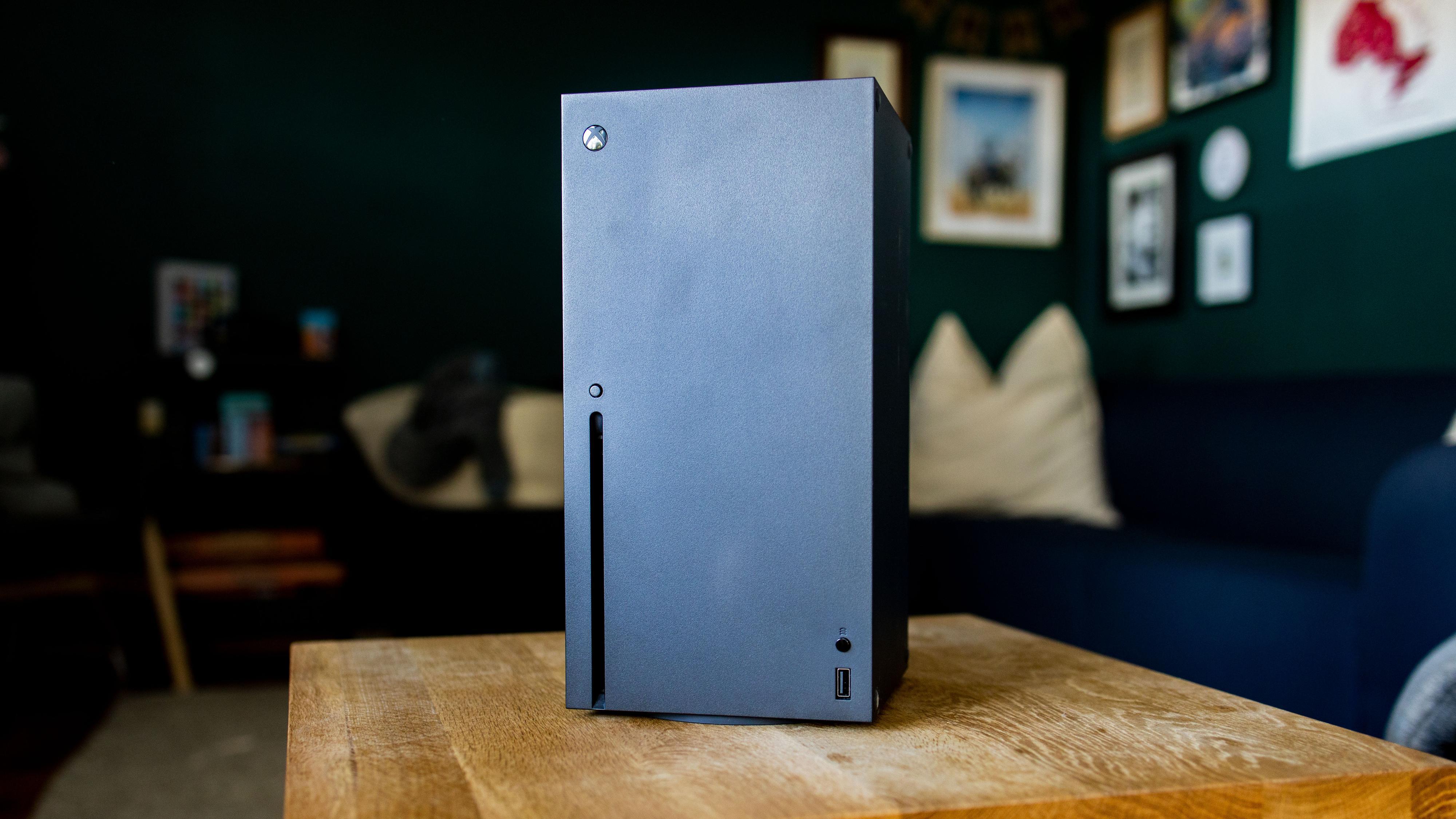Førsteinntrykk: Xbox Series X
