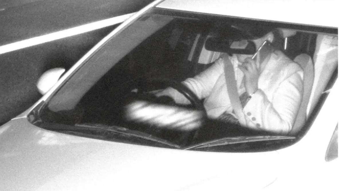 Skal oppdage mobilbruk i bilen med automatiske kameraer