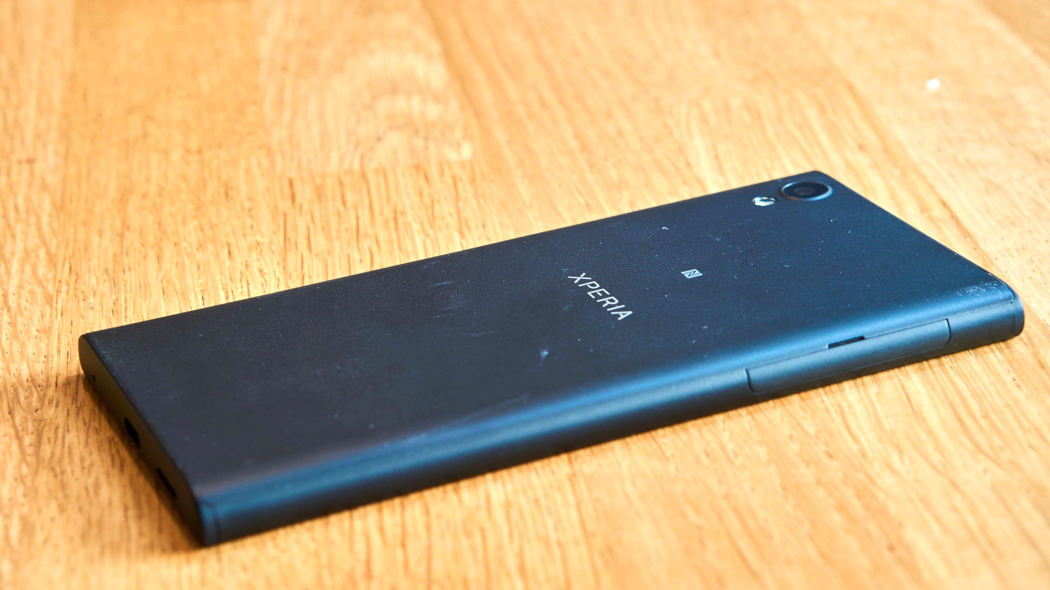 Xperia L1 er en ganske pen telefon.