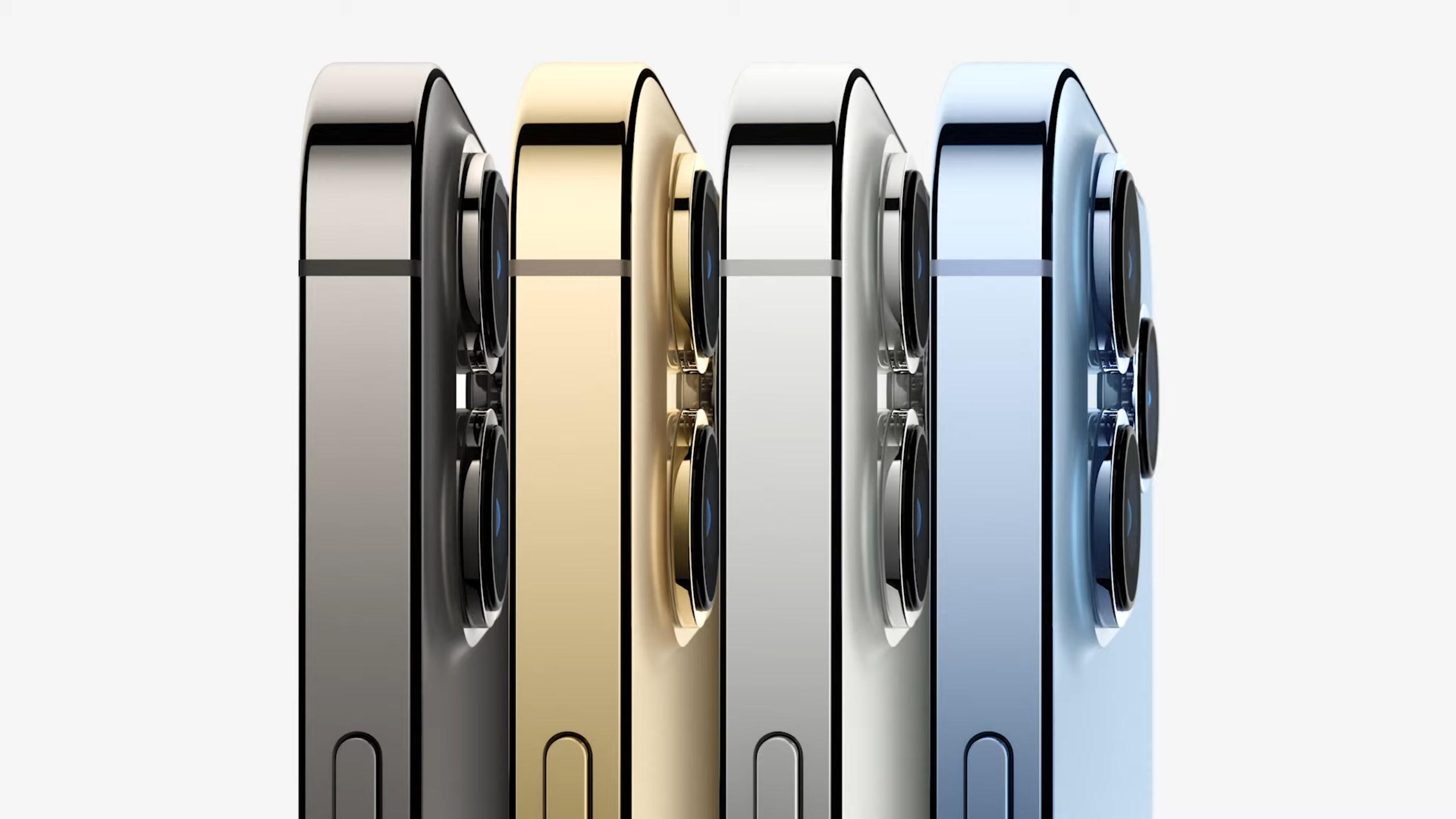 Fjorårets iPhone 12 Pro Max var første mobil i verden med bildebrikke som flyttet seg - en funksjon hentet fra systemkamera. I år fikk alle iPhonene teknologien - før omtrent noen andre telefoner har fått den. Og Pro-kameraene er fornyet enda en gang.